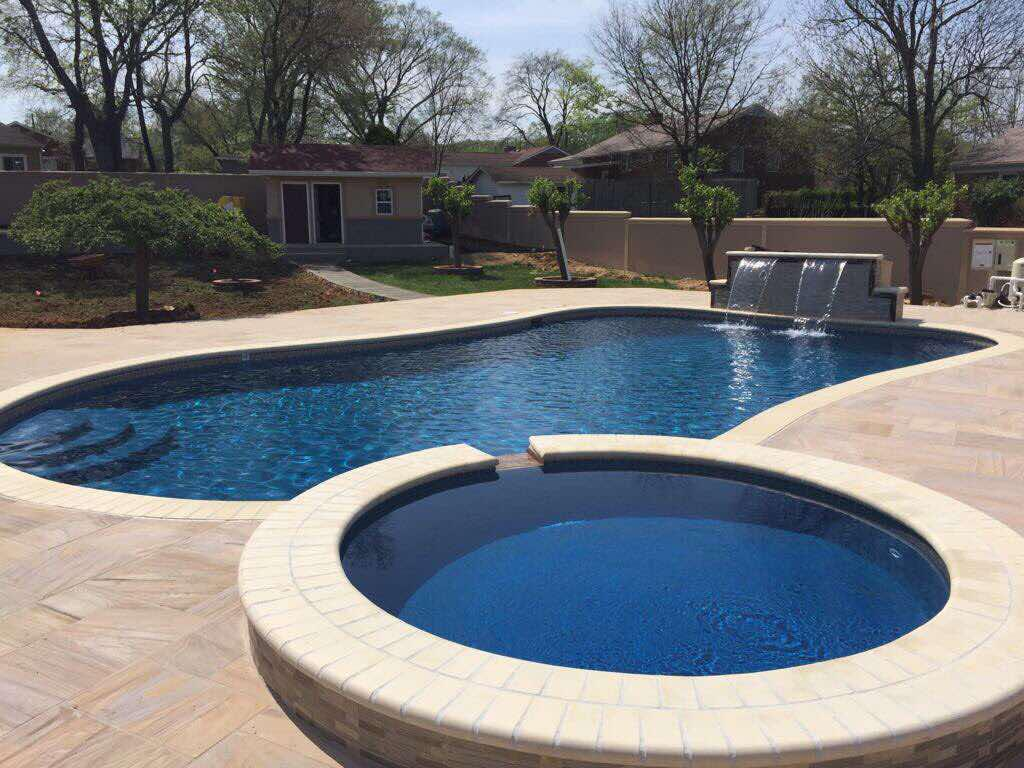 Pool building Swimming pools in alexandria va