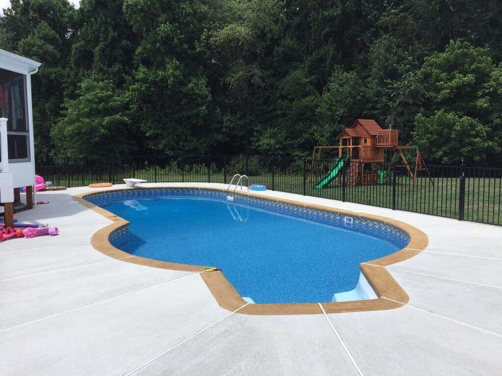 Pool building for Swimming pool construction