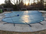 Safety Solid Pool Cover