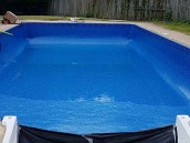Vinyl Pool Renovation Job