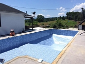 Pool Renovation Job