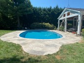 Pool Rehab in Potomac