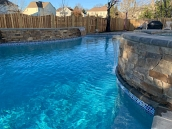 Pool Installation Chantily