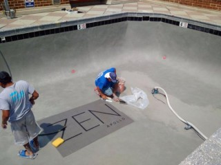 Pool Renovations 2015