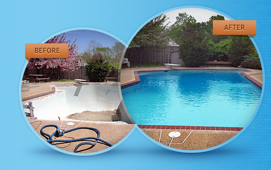 Pool service pool maintenance pool repairs in md va - Draining a swimming pool may be a bad idea ...