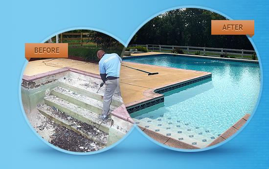 Pool service pool maintenance pool repairs in md va for Pool maintenance
