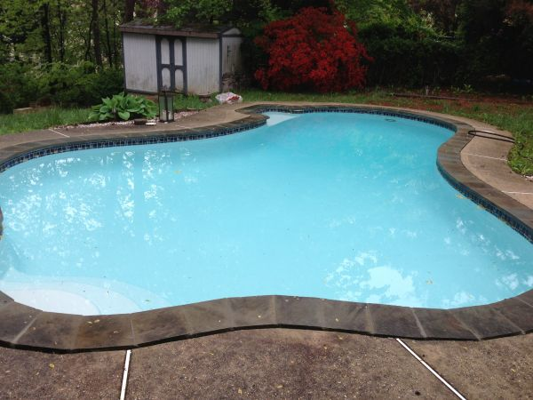 Spring time swimming pool start up tips for How to open a swimming pool in the spring